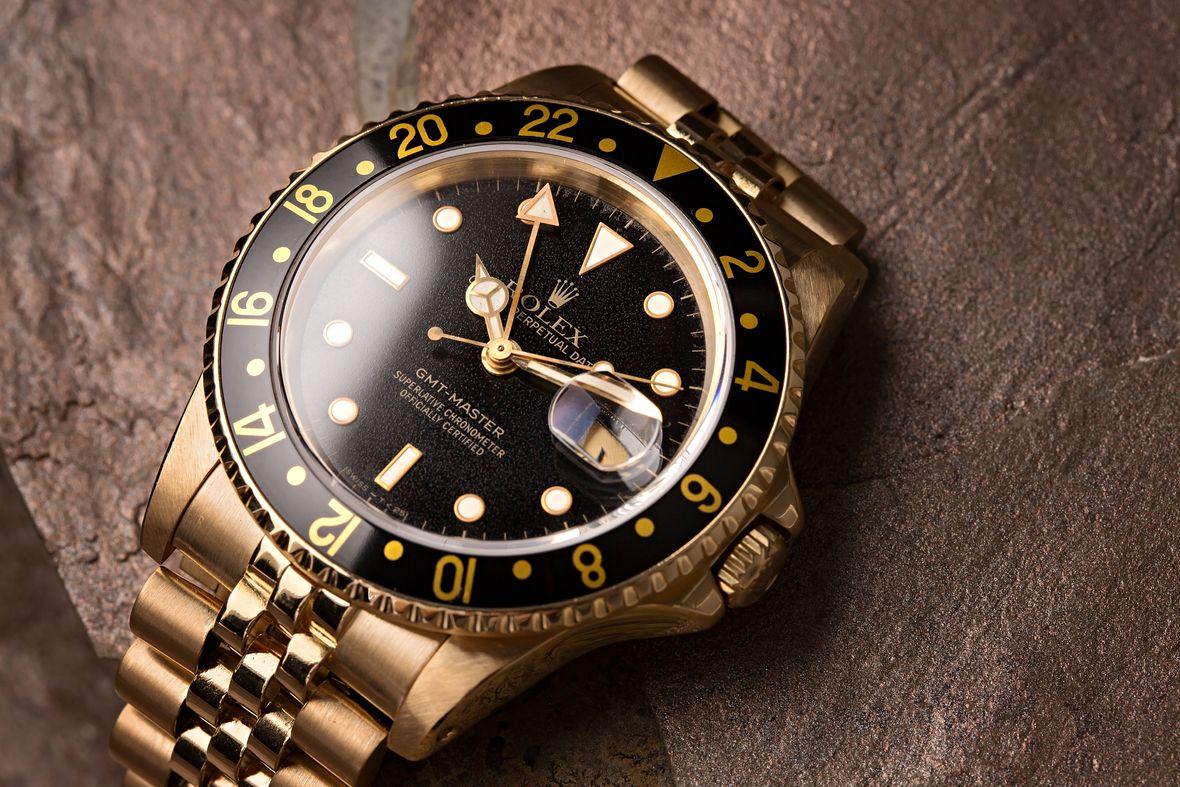 Cách xác định năm sản xuất đồng hồ Rolex qua số số sê-ri