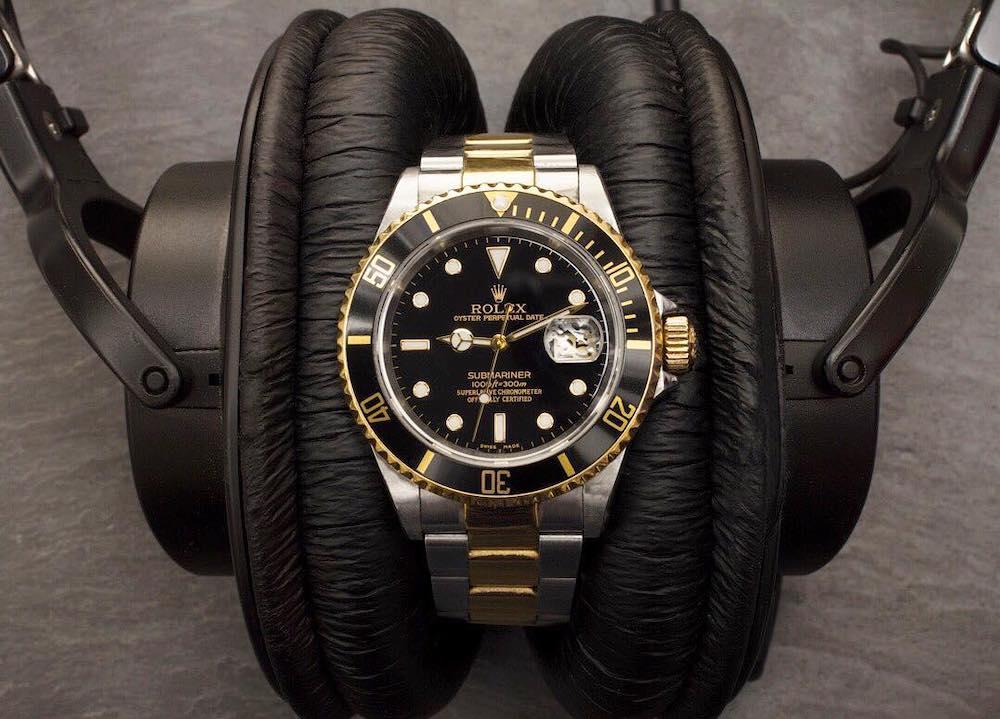 Những mẫu đồng hồ Rolex hai tông màu đáng chú ý