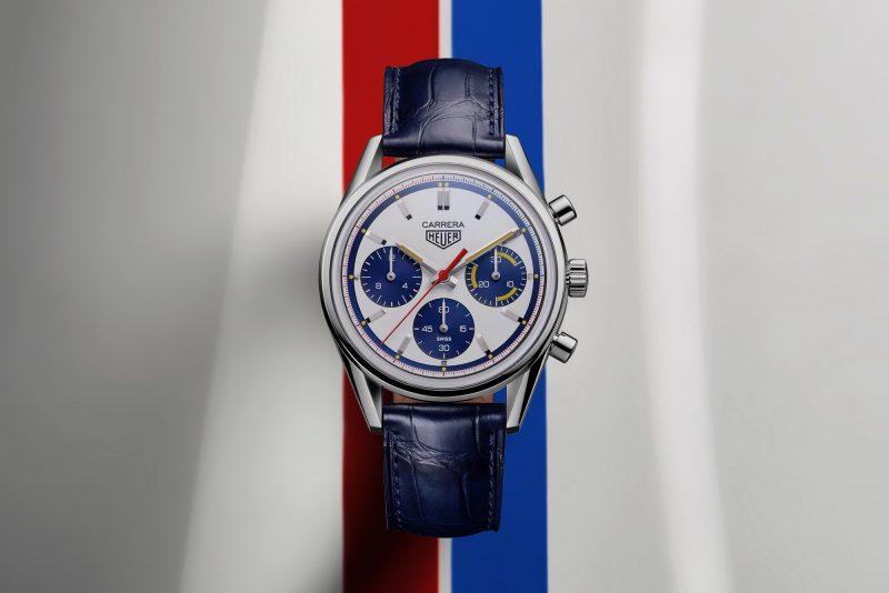 10 mẫu đồng hồ dành cho những tín đồ mê xe đua tốc độ cao