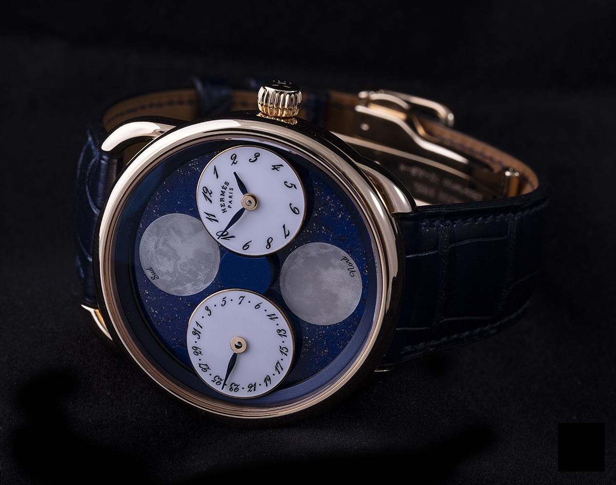 6 Mẫu đồng hồ tuyệt đẹp mang cả vẻ đẹp ánh trăng trên cổ tay bạn