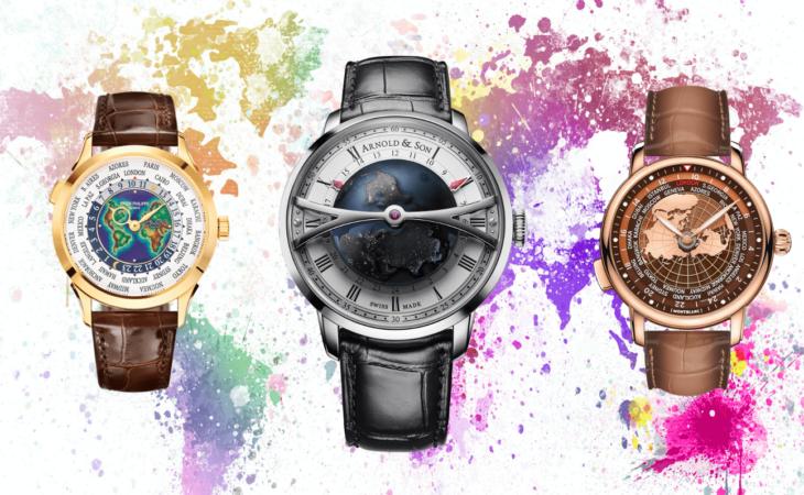 7 Mẫu đồng hồ World Time tốt nhất mà tín đồ du lịch không thể bỏ qua