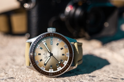3 Mẫu đồng hồ sở hữu màu sắc đột phá mới