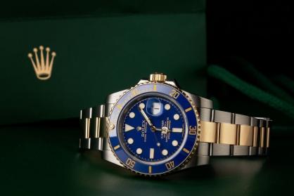 Tư vấn chọn đồng hồ Rolex xanh đúng điệu cho đấng mày râu