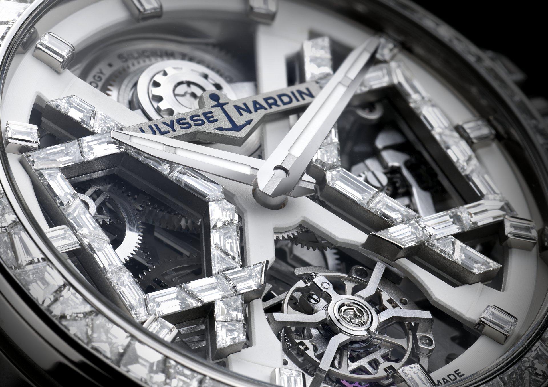 4 Mẫu đồng hồ kim cương mới nhất độc đáo nhất dành cho các quý ông
