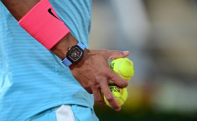 Siêu sao Tennis và những chiếc đồng hồ đẳng cấp
