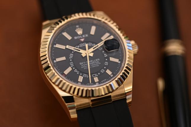 4 mẫu đồng hồ du lịch sang trọng dành cho các quý ông thích dịch chuyển