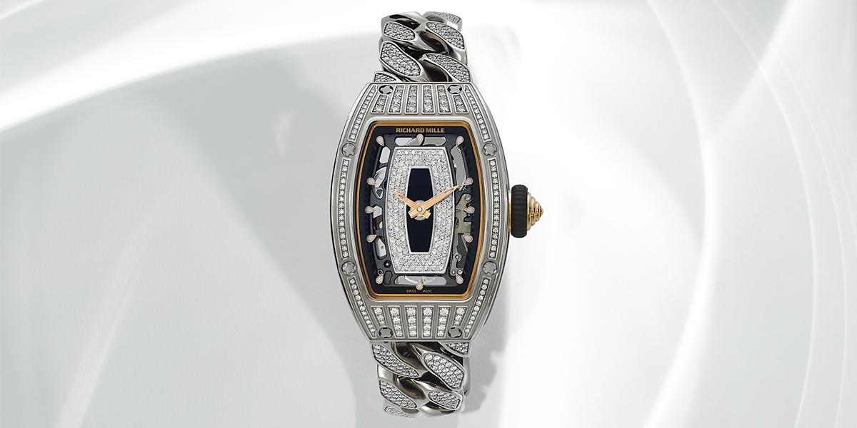 Xu hướng phát triển của những chiếc đồng hồ xa xỉ dành cho nữ giới