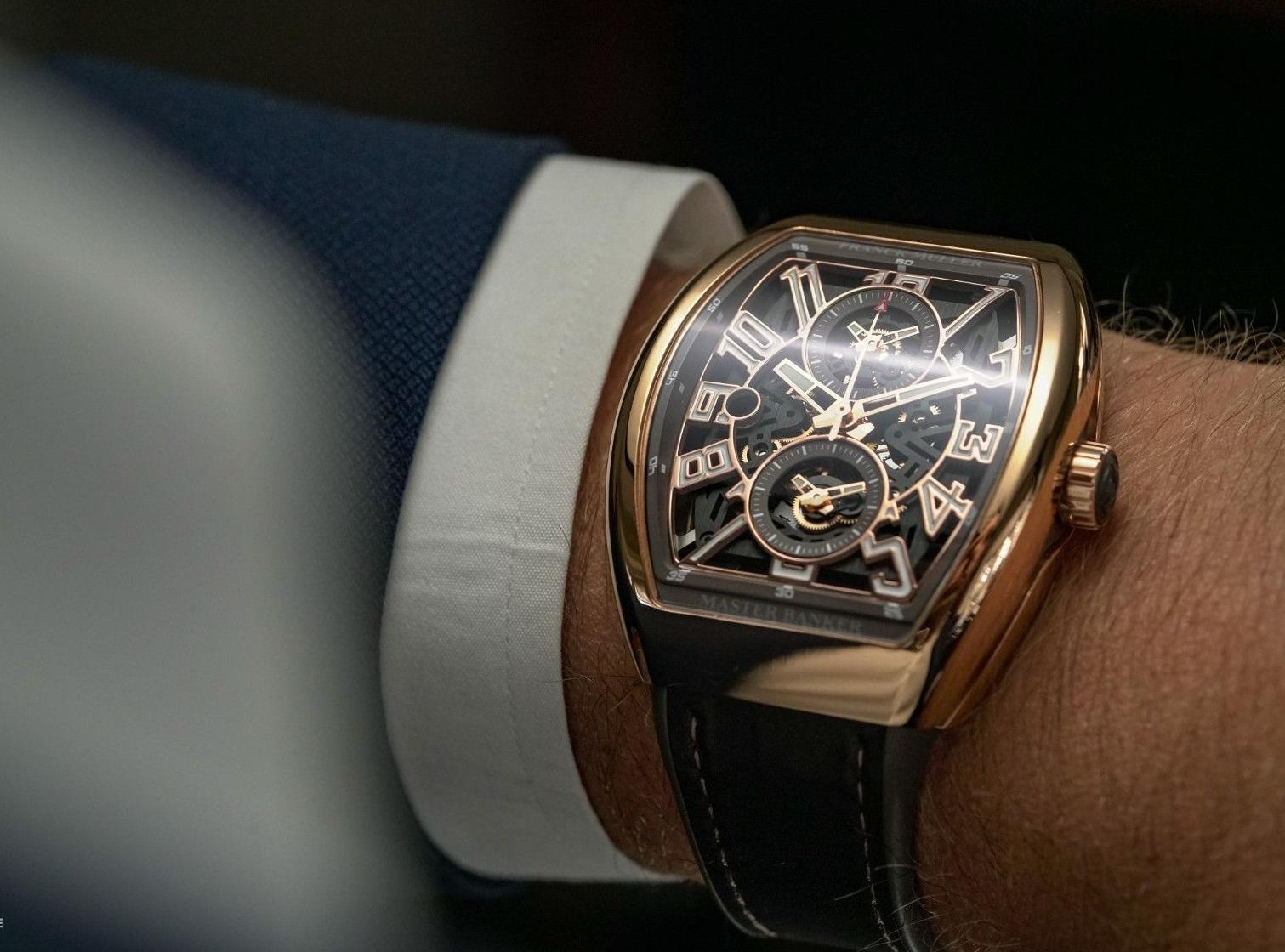 5 mẫu đồng hồ Franck Muller hàng đầu cho phái mạnh năm 2021