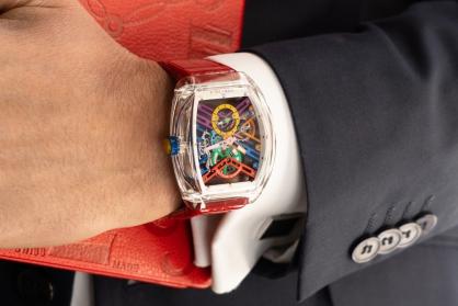 Điểm mặt những mẫu đồng hồ đầy màu sắc khuấy động thị trường 2021
