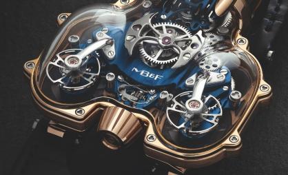 Top 5 vật liệu độc đáo được dùng để chế tác vỏ đồng hồ
