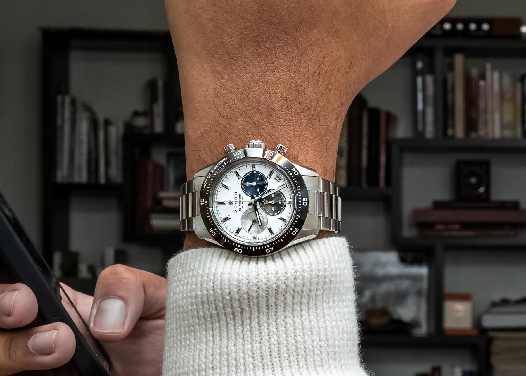 5 Mẫu đồng hồ Chronograph tuyệt vời có giá dưới 11.000 USD