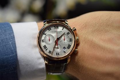 5 Mẫu đồng hồ Chopard tuyệt vời có giá dưới 15.000 USD