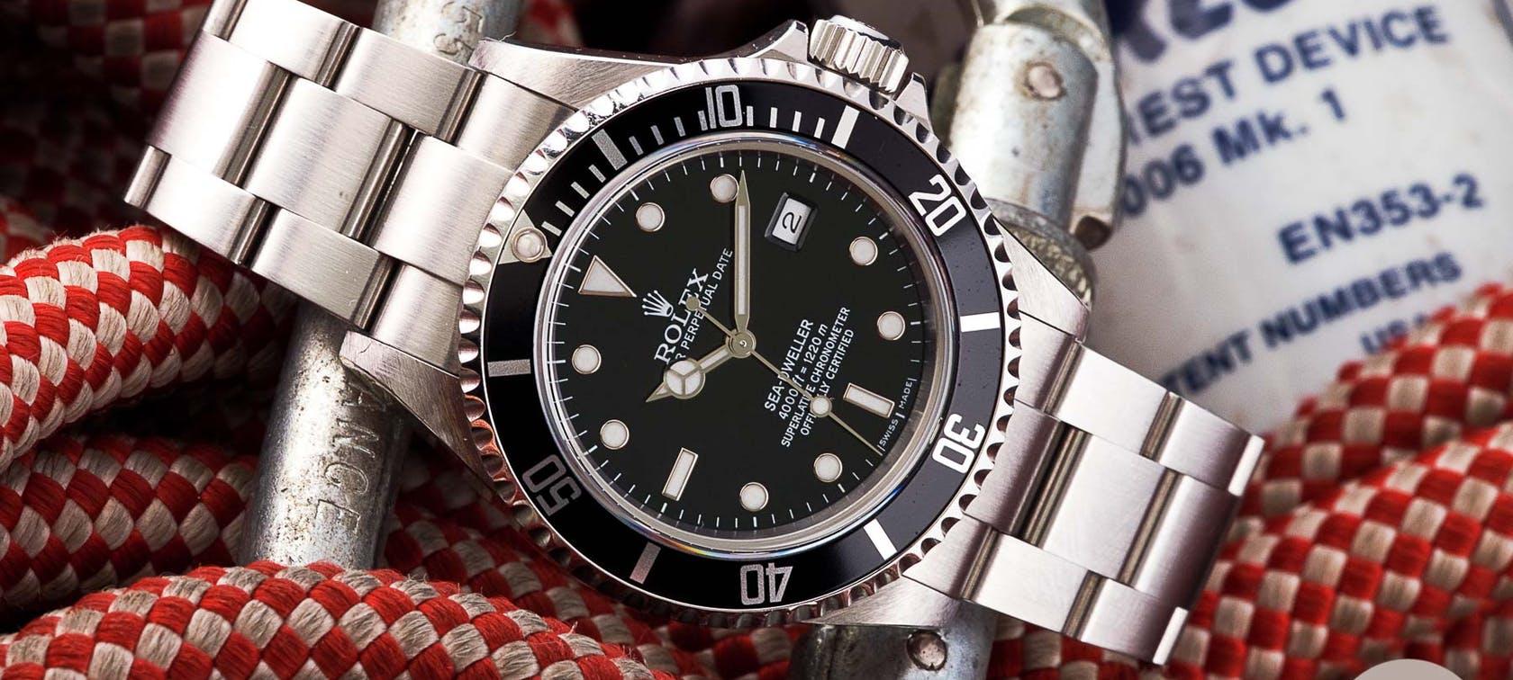 Đồng hồ Rolex và câu chuyện của những năm 1980