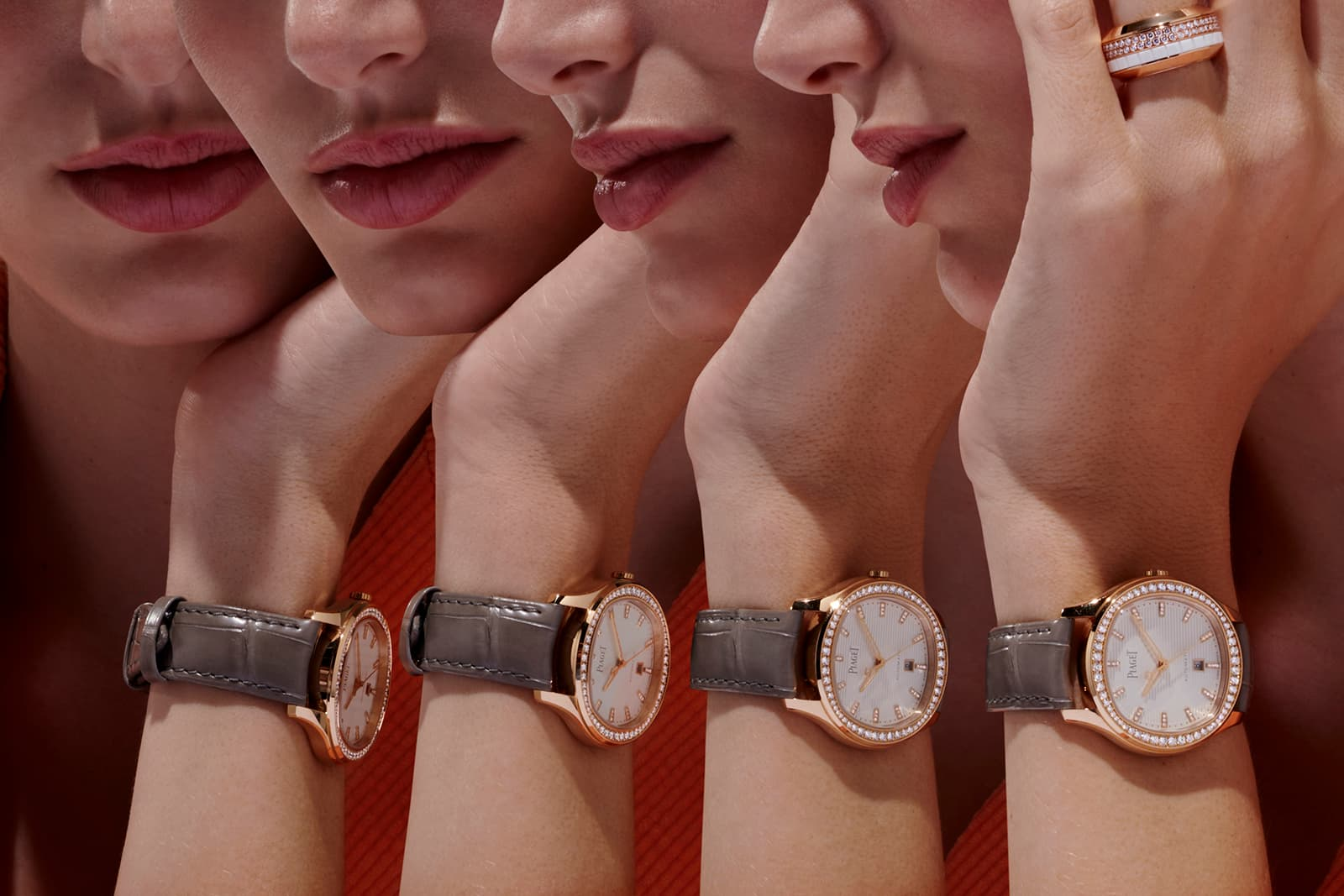 Mê mẩn trước những mẫu đồng hồ nữ đính kim cương đẹp nhất mùa hè 2021