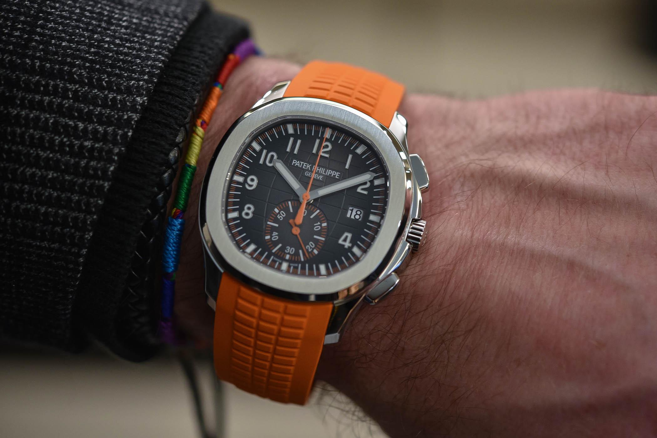 Ngắm nhìn 5 mẫu đồng hồ sở hữu sắc cam cá tính được yêu thích hiện nay