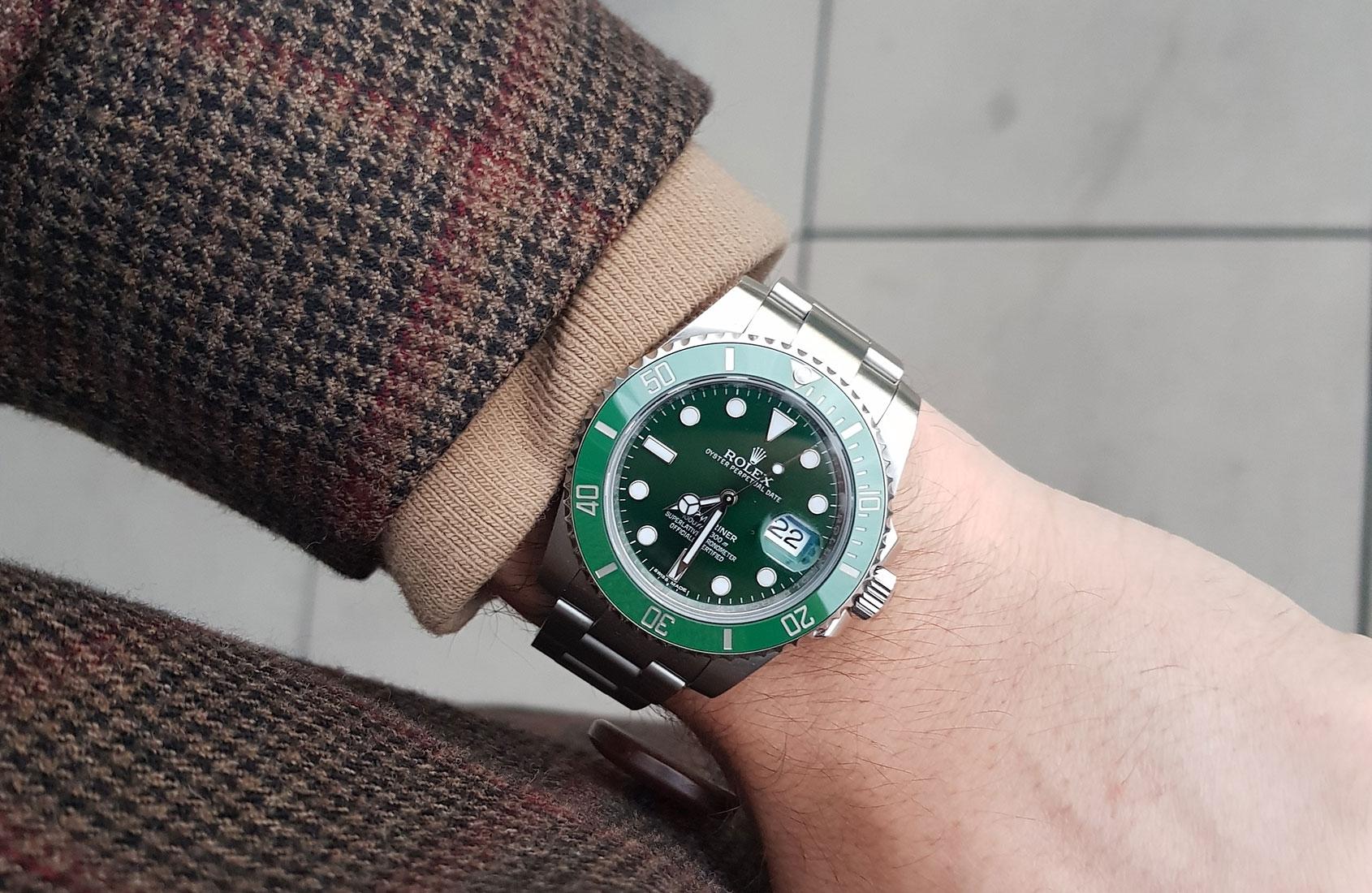 Top 5 đồng hồ Submariner bằng thép đáng mua nhất hiện nay