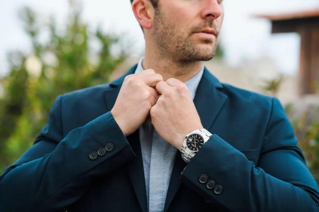 Bí kíp đeo đồng hồ Rolex chuẩn phong cách dành cho quý ông