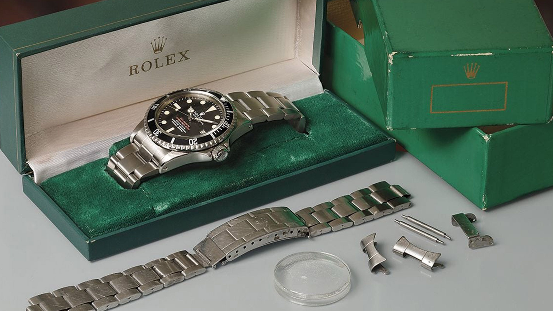 10 chiếc đồng hồ Rolex quan trọng nhất trong lịch sử thương hiệu
