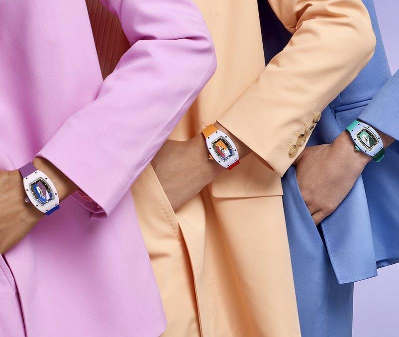 9 mẫu đồng hồ nữ thời thượng nâng tầm đẳng cấp phái đẹp
