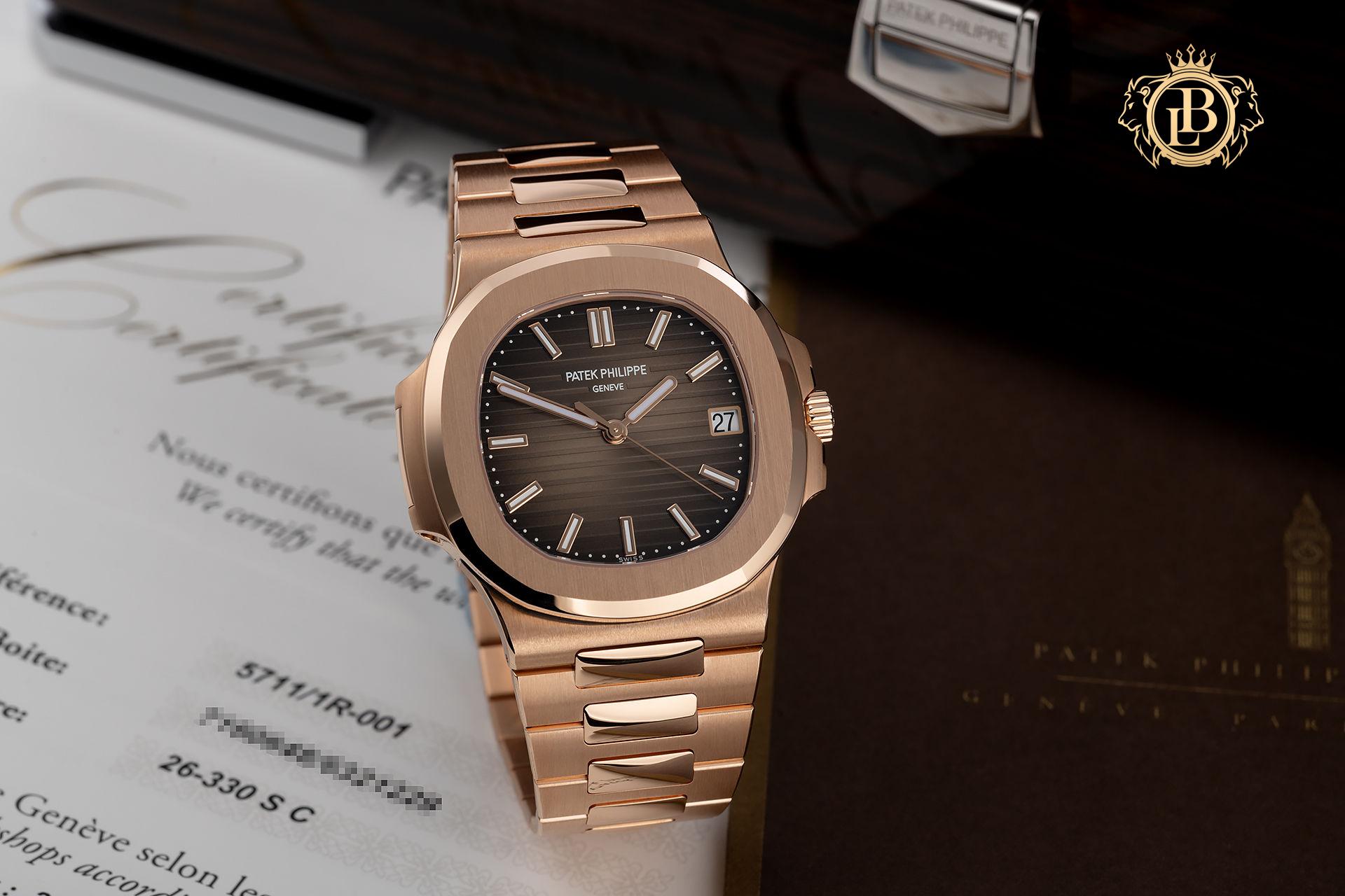 6 tuyệt tác đồng hồ vàng nguyên khối đẹp xuất sắc hiện nay