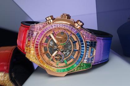 Tô điểm cuộc sống với bản hòa phối sắc màu tuyệt đẹp từ thế giới đồng hồ