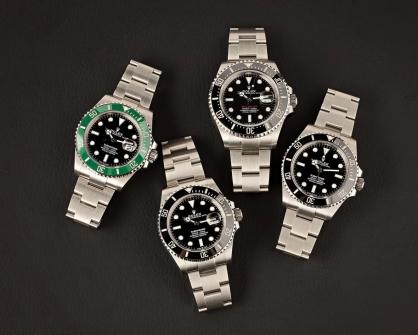 Những mẫu đồng hồ lặn tuyệt vời của Rolex dành cho phái đẹp