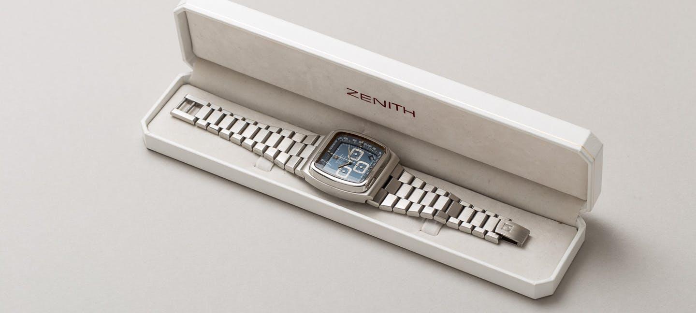 5 chiếc đồng hồ Zenith đáng chú ý ra mắt từ những năm 1970
