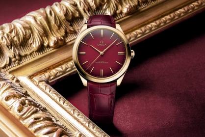 Ngắm nhìn 5 mẫu đồng hồ vàng và đỏ sở hữu nét đẹp vượt thời gian