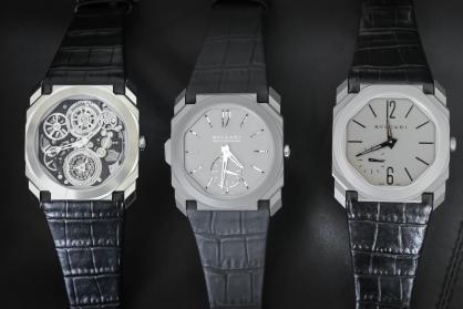 Hành trình lập nên những kỷ lục thế giới đồng hồ của Bvlgari với bộ sưu tập Octo Finissimo