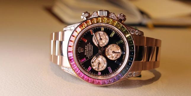Tìm hiểu các biệt danh độc đáo của đồng hồ Rolex Daytona