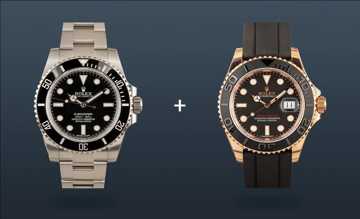 Những ý tưởng kết hợp thú vị của đồng hồ Rolex có thể xuất hiện trong tương lai