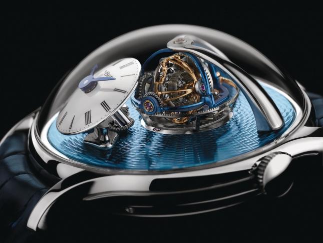 Các nhà sản xuất đồng hồ sang trọng tạo ra các tác phẩm có giá trị bền vững như thế nào?