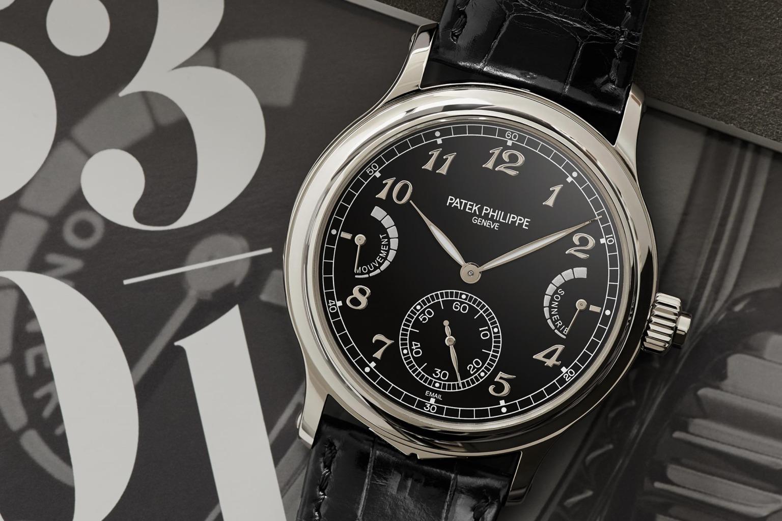 9 Mẫu đồng hồ phức tạp ấn tượng nhất ra mắt năm 2020