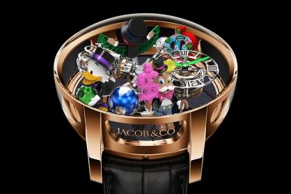 Jacob & Co Astronomia Alec Monopoly - Tuyệt tác kết hợp từ siêu đồng hồ và nghệ thuật đường phố