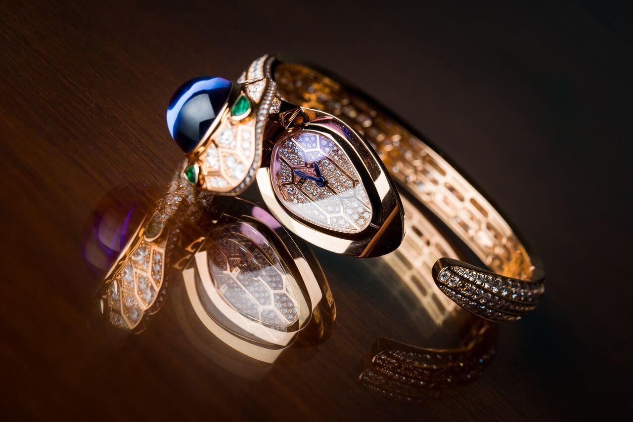 4 Mẫu đồng hồ tuyệt đẹp lấy cảm hứng từ thế giới động vật