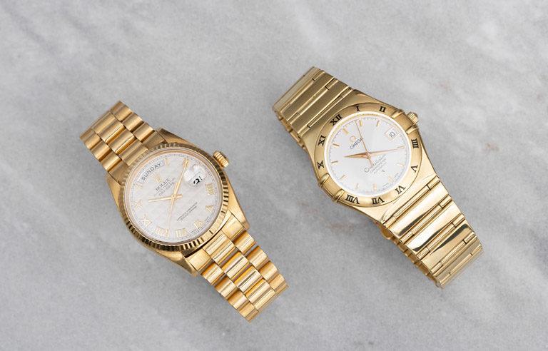 Gợi ý chọn mua đồng hồ nữ bằng vàng trong mọi tầm giá