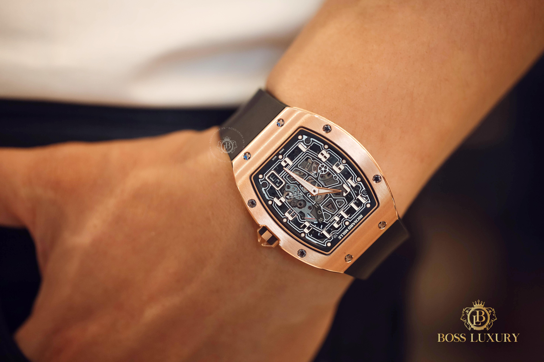 Một vài lời khuyên hữu ích của Boss Luxury cho người mới bắt đầu mua Richard Mille