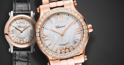 Top 6 chiếc đồng hồ Chopard hàng đầu được ưa thích nhất