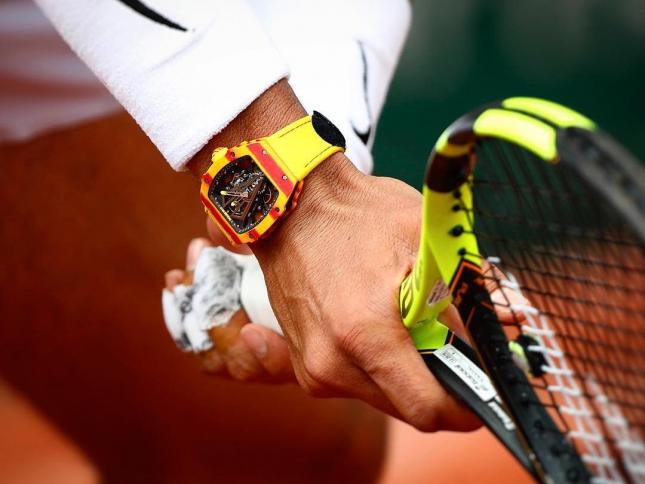 Top 5 đồng hồ siêu nhẹ siêu bền nổi tiếng của Richard Mille