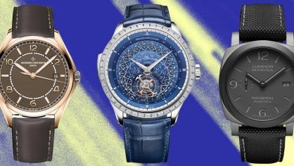 Những mẫu đồng hồ nổi bật xuất hiện tại sự kiện trực tuyến Watches & Wonders 2020