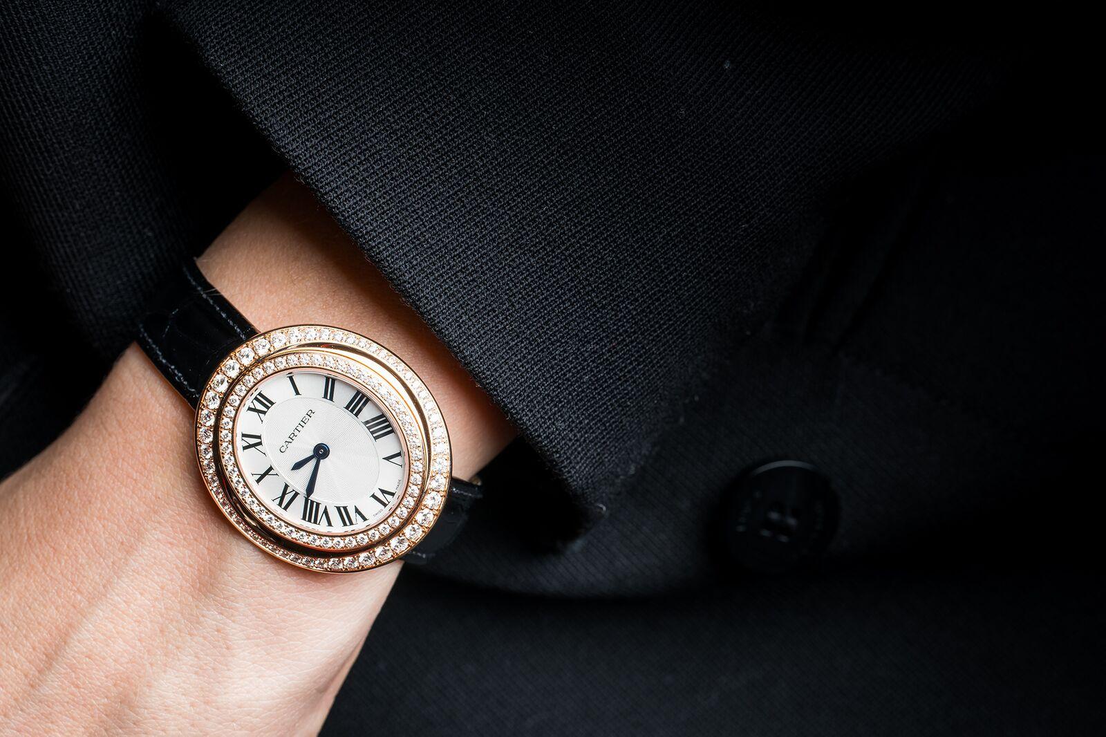 Gợi ý 4 mẫu đồng hồ đẳng cấp dành cho quý cô thành đạt