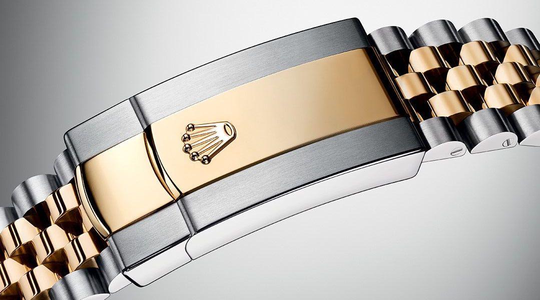 [TOP 7] Mẫu dây đeo đồng hồ Rolex chính hãng đẳng cấp nhất