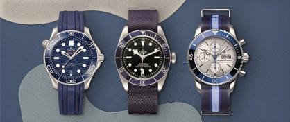Những mẫu đồng hồ lặn được ưa chuộng nhất hiện nay