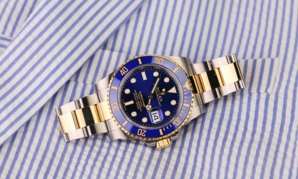 Khám phá con đường trở thành huyền thoại của đồng hồ Rolex Submariner