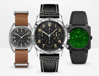 5 câu hỏi bạn nhất định nên tự hỏi trước khi mua đồng hồ phi công