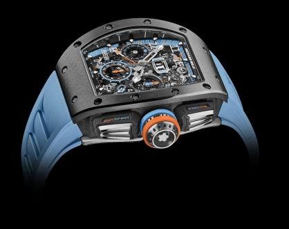 Richard Mille ra mắt vật liệu Grey Cermet đặc biệt trong mẫu đồng hồ mới