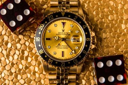 Gợi ý chọn đồng hồ Rolex vàng cho người mới đeo