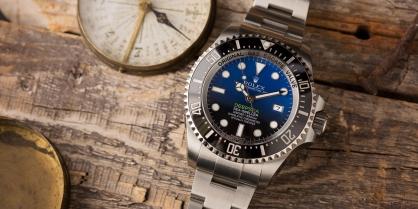 3 Mẫu đồng hồ Rolex có thể đồng hành cùng bạn tới bất kỳ đâu