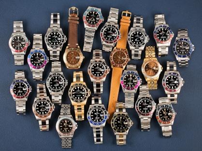 Tìm hiểu về vành Bezel của Rolex GMT-Master