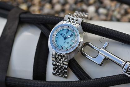 Điểm qua 5 mẫu đồng hồ lặn tuyệt vời ra mắt gần đây